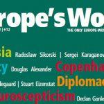 europe's world logo